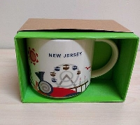 Starbucks - You are Here Mug Swap!
