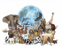 AMA: Themed Zine - Animals