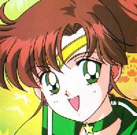 SML ATC - Sailor Jupiter