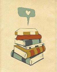 Book Lovers Postcard Swap 7