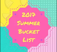 Summer Bucket List Pen Pals