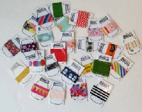 WOW: • Washi Sample Bags •