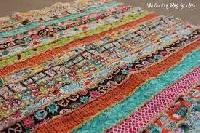 AQ ~ Fabric Strips