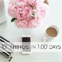 101 Things Progress- May 2017