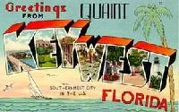 Tourist Postcard Swap
