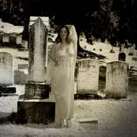July Spooktacular ~ Graveyards