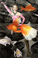 CC: Fish postcard