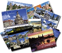 Summer Vacation 2017 - Postcard