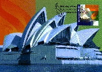 Maxicard Postcard Swap International No.4