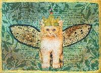 ATC: Cat Theme