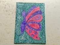 Butterflies ATC!