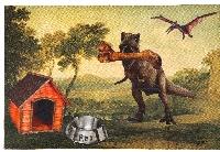 HMPC: Altered Postcard #4