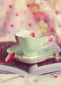 ISS: Tea Lovers #1