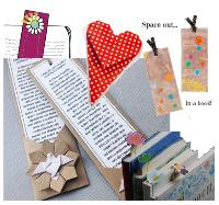 Handmade Bookmark #1