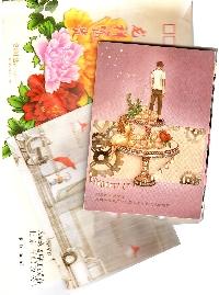 More postcard bags