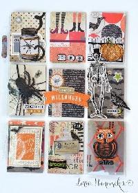 WIYM:  Halloween Pocket Letter