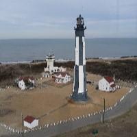 Lighthouse postcard swap - USA 8/2017