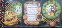 Halloween Mini Pocket Letter Swap