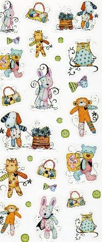 Angela & cs sticker sheet swap
