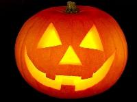 Easy Halloween Postcard