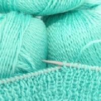 Knitting-Themed ATC (USA)