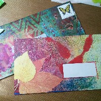 UHM: Mail Art and Surprise