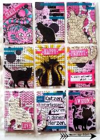 Cats Pocket Letter