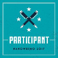 NaNoWriMo 2017 Prep