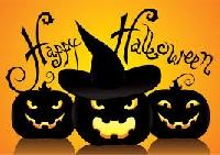 Halloween Card US #3