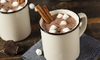 Pinterest Hot chocolate