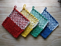 Christmas gift - Potholders
