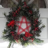 TSP: YULE /Winter Solstice Altar Item