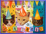 Cat ATC and note about your cat