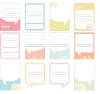 PP ~ Journal Card Swap