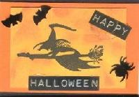 SS: Halloween ATC 2017