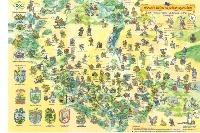 Send a Naked Map Postcard #6