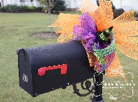 Stuff the Mailbox #3- Halloween!