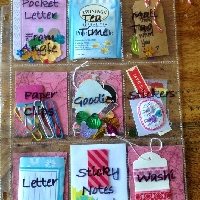 Pinterest Pocket Letters