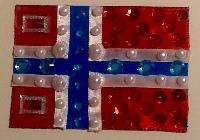 Fun with flag atc's #1