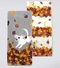 Autumn Dish Towel and Surprise (USA)