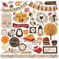 I love FALL stickers! Swap (USA)