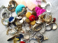 Junk Jewelry Destash Swap