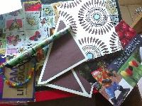 Postcard bags (again!)