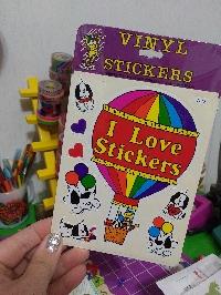 3 Sticker Sheet Swap 4 International