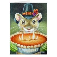 NAPS - Thanksgiving Notecard - Best & Worst