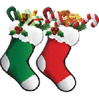 AMMM: Christmas Stocking Gift #2