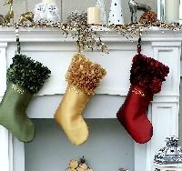 CF: Christmas Stocking exchange