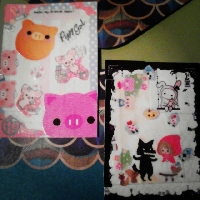 ILK:Get Crafty with Kawaii ATCs