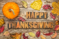 Handmade Thanksgiving Greeting Card USA