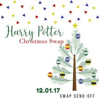 Harry Potter Christmas Swap
